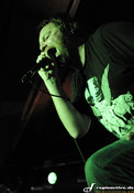 Fotos: 36 Crazyfists im Colos-Saal in Aschaffenburg